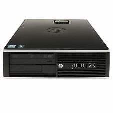 HP 8200 Elite SFF Intel i7 3.4Ghz, 4GB DDR3 Memory, 250GB Hard Drive,Windows 10