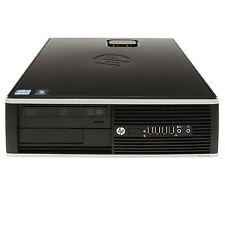 HP 8200 Elite SFF Intel i7 3.4Ghz, 4GB DDR3 di memoria, disco rigido 250GB, Windows 10