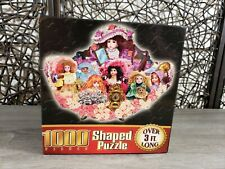 NEW WHAT A DOLL 1000 PC. SHAPED JIGSAW PUZZLE 3 FEET LONG SEALED #60240 SURE-LOX