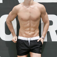 Men's Quick-dry Board Sports Shorts Summer Surfing Gym Fitness Swimming Trunks