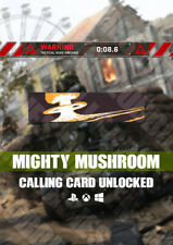 Call of Duty: Modern Warfare nuclear calling card nuke nuclear medal boost bot