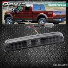 For F250 F350 F450 F550 99-15 Smoke Housing Rear 3rd Brake Cargo Led Tail Light