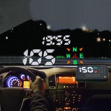 AUTOOL X200S Car HUD OBD Head-Up Display Overspeed MPH / KM/h Alarm Speedometer