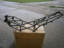 Ducati St2 St4 ST4S Rahmen frame Gitterrohrrahmen subframe brief document 51-188