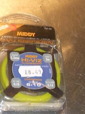 MIDDY TACKLE POLE ELASTIC F1 CARP UPTO BUNGEE HOLLOW!! 3 METRES