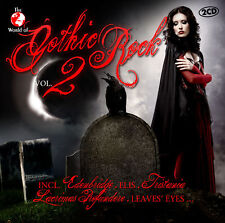 CD World Of Gothic Rock Volume 2 von Various Artists  2CDs