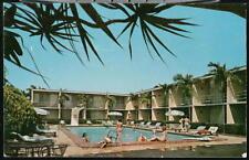 Key West Fl Santa Maria Motel Vintage Florida Postcard