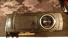 Nvidia GTX Titan X 12GB