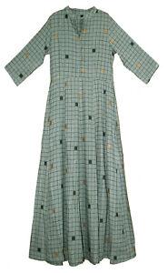 Indian Dress Cotton Retro Ehs Hippy Women Blusa Vintage Retro Vestir Boho Ethnic
