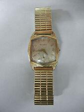 Vintage 1965 Bulova M5 10k RGP Bezel Watch AS-IS