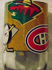 NHL Chez Whiz Collectible Promo Glass 2 of  6