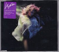 Kylie Minogue - Come Into My World CD2  **2002 Australian CD Single** EXC