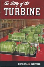 Booklet - General Electric - The Story of the Turbine - c1944 Brochure (ST08)