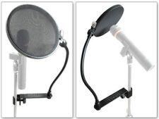 Popschutz für Studio Mikrofon Popblocker Nylon Geräuschschutz Plopschutz PS1