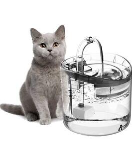 OZ PETS CHOSEN Cat Water Fountain, 1.8L