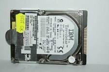 HARD DISK 2,5 IDE 12 GB 4200 RPM TRAVELSTAR HITACHI USATO OTTIMO STATO EL1 39098
