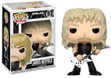 Rocks Metallica 13806 James Hetfield Pop Vinyl Figure Standard