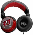Tampa Bay Buccaneers NFL Licensed iHip DJ Style Noise Isolating Headphones