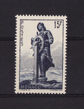 MONACO   statue Albert 1er     num: 351    **