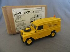 528F Hart Models Kit WM Land Rover British Telecom 1:48