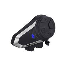 USA BT-S3 Motorcycle Intercom Bluetooth Motorbike Music Interphone for Helmet