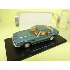 ASTON MARTIN V8 OSCAR INDIA 1978 Bleu SPARK S0576 1:43