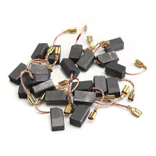 20pcs/Set 6x8x14mm Motor Carbon Brushes For 100mm Angle Grinder Drill