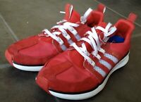 Adidas SL Loop Runner Red/White Grade-School Size 5Y