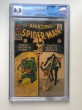 Amazing Spider-Man #37 - 1st Norman Osborn - CGC 6.5 - No Way Home
