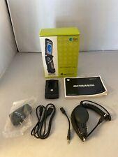 Motorola Razr V3a - Black Alltel Cellular Phone Vintage Collector - See Descript