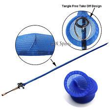 Tangle Free Casting Fishing Rod Sleeve Sock Jacket Pole Cover Glove BLU