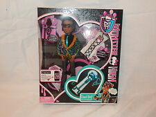 MONSTER HIGH SWEET 1600 CLAWD WOLF DOLL NEW IN BOX