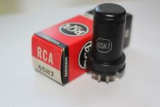 6SH7 RCA VINTAGE TUBE - NOS IN BOX