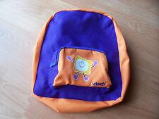 V-Tech V.SMILE Transport Stoff Tasche Rucksack für Konsole Spiele und Zubehör