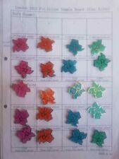 Juegos Olímpicos de Londres 2012 Pin insignias muestras de diseño de hoja de muestra rechazados 20 Pines