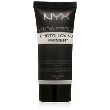 NYX STUDIO PERFECT PHOTO-LOVING PRIMER - SPP01 CLEAR 1.01OZ MAKEUP BASE