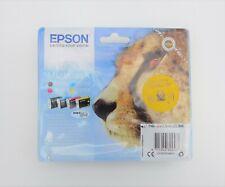 GENUINE EPSON T0715 MULTIPACK CMYK ink cartridges Jan 2021 D120 DX5000 DX7400