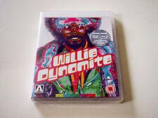 Willie Dynamite - Blu-ray Region B