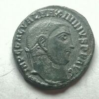 Maximinus II Daza  310 - 313 AD AE Follis Antioch Ancient Authentic Roman coin