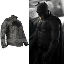 Batman Vs Superman Dawn Of Justice Mens Real Batman Leather Jacket