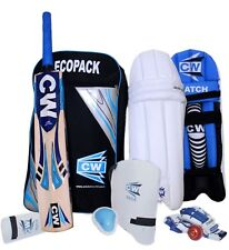 Junior Economy Sports Cricket Kit Size 6 Without Helmet Ideal For 11-12 Yr Child