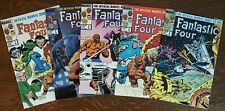 OFFICIAL MARVEL INDEX TO THE FANTASTIC FOUR #1-5 Super High Grade