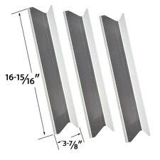Heat Plates for BBQTEK GSS3219A,GSS3219AN,GSS3219B Models(3Pack)