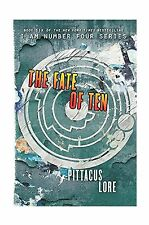 The Fate of Ten (Lorien Legacies) Free Shipping
