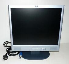 """HP Pavilion f1723 PE1231 P9623A - Ecran LCD 17""""Pouces, rayé - VGA AUDIO JACK"""