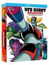 Ufo Robot GOLDRAKE Vol. 1 (5 Blu-ray) Yamato Video