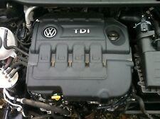 16-19 VW TOURAN MK3 AUDI SEAT SKODA 1.6 TDI DGDA DGD ENGINE & INJECTORS & PUMP