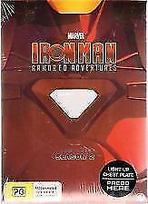 IRON MAN ARMORED ADVENTURES -COMPLETE SEASON TWO 4DVD SET NEW SEALED MARVEL DVD