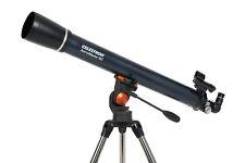 Celestron AstroMaster 90 AZ Teleskop 90/1000 Refraktor Linsenteleskop Fernrohr