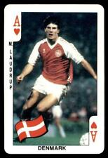 Dandy Gum World Cup 1986 - Ace of Hearts M. Laudrup (Denmark)